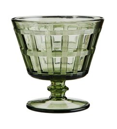 Madam Stoltz-collectie Cocktail glas groen