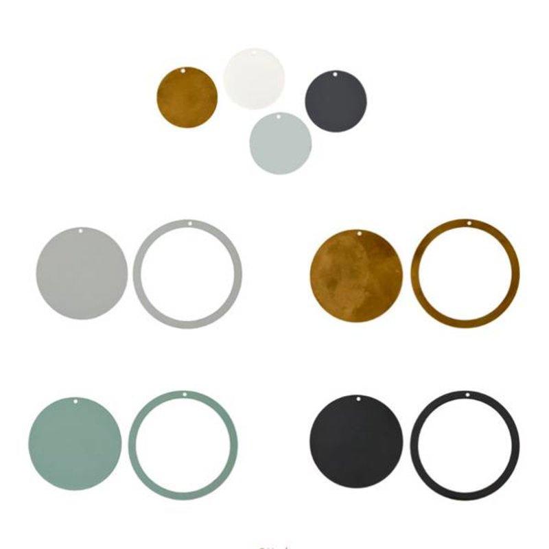 E|L by DEENS.NL-collectie E|L by DEENS.NL Confetti KEET Sjiek (Set v 12)