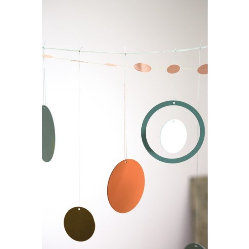 E|L by DEENS.NL-collectie Confetti KEET Feest (set 12)