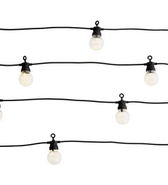 Madam Stoltz-collectie Lights chain white in-outdoor