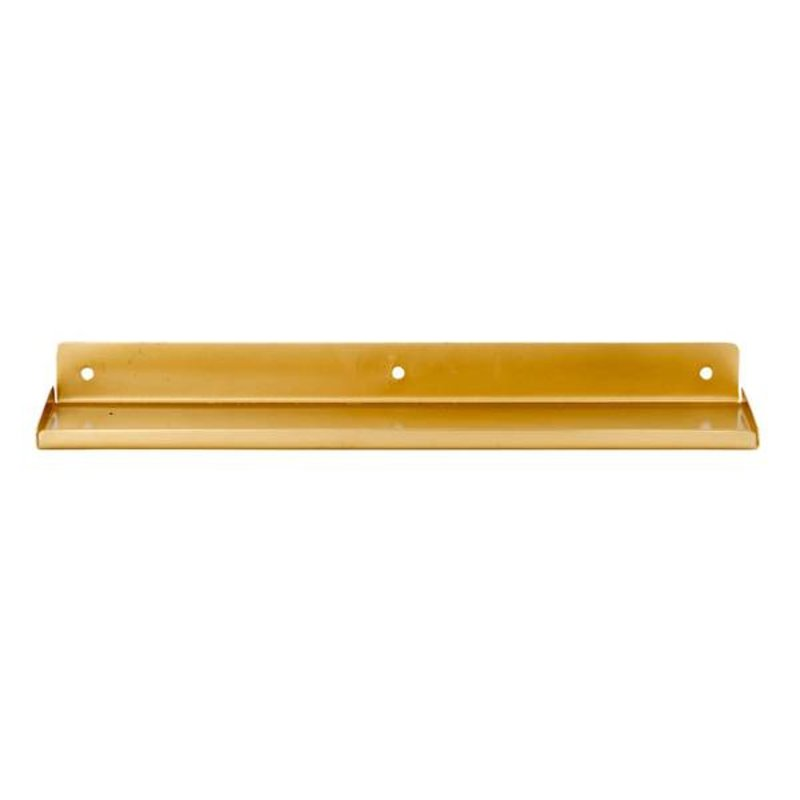 House Doctor-collectie Shelf LEDGE Brass