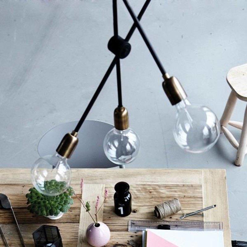 House Doctor-collectie Hanglamp MOLECULAR