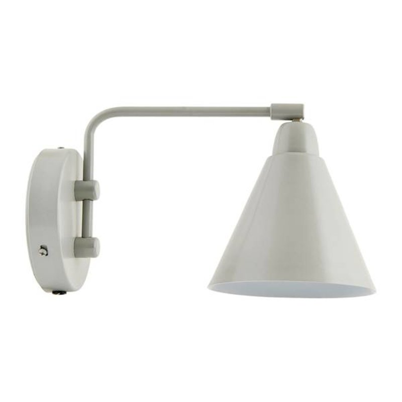 House Doctor-collectie Wandlamp GAME grey