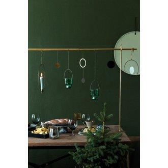 E|L by DEENS.NL Tafelklem TOON ® goud