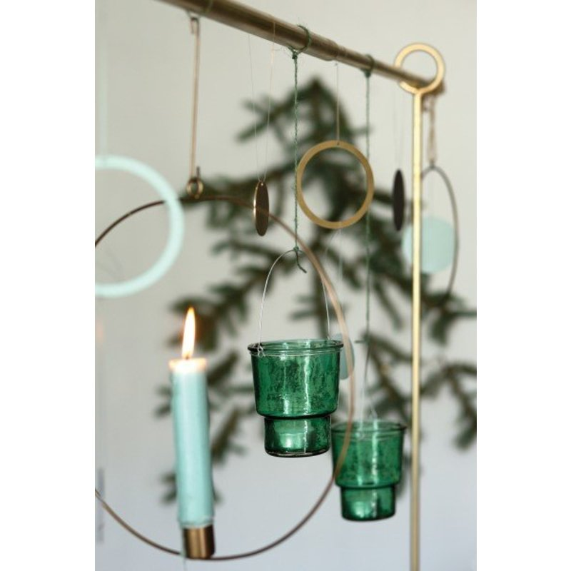 E|L by DEENS.NL-collectie Table clamp gold