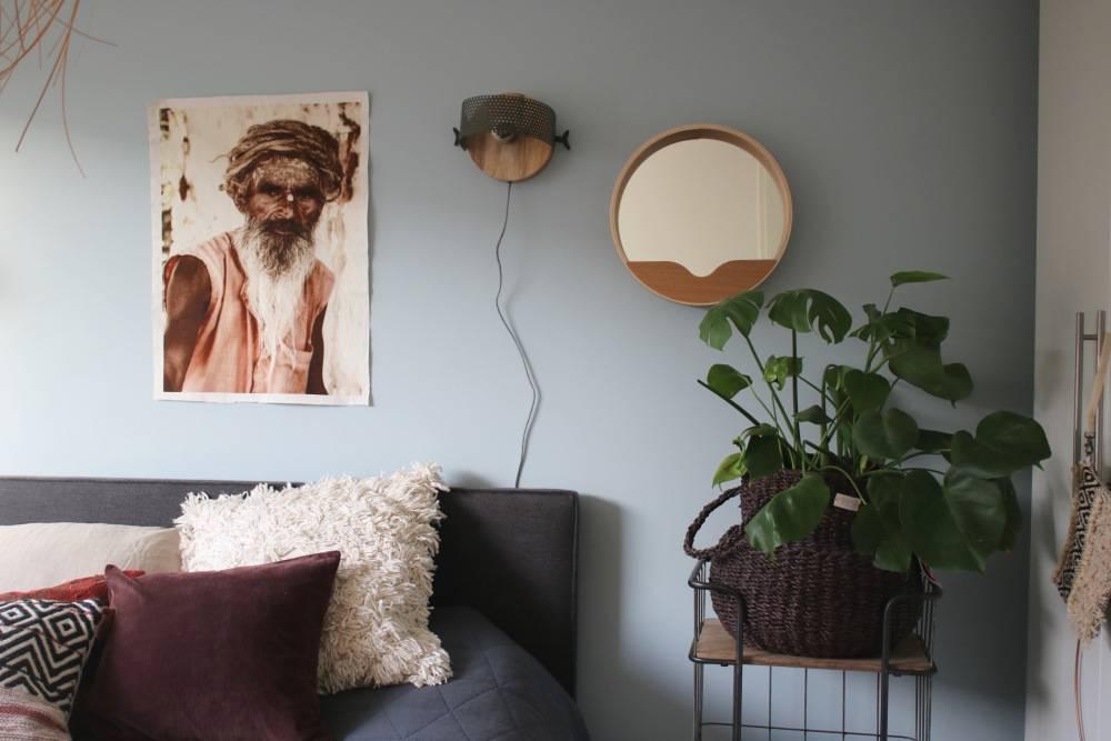 Stylen met kleurrijke items van DEENS