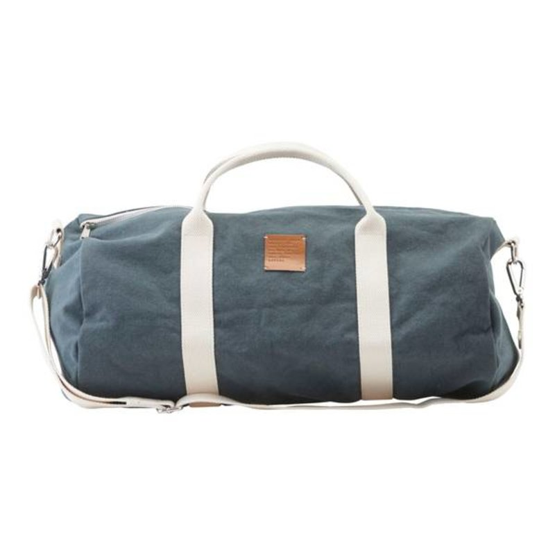 House Doctor-collectie Bag GYM blue - grey