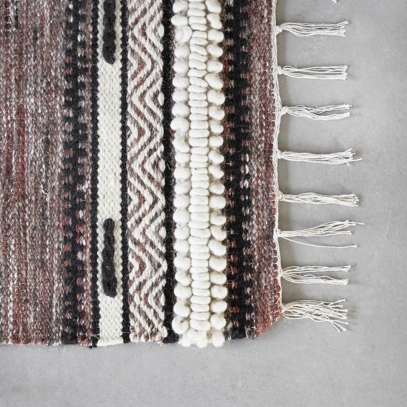 House Doctor-collectie Rug TRIBE (90x200)