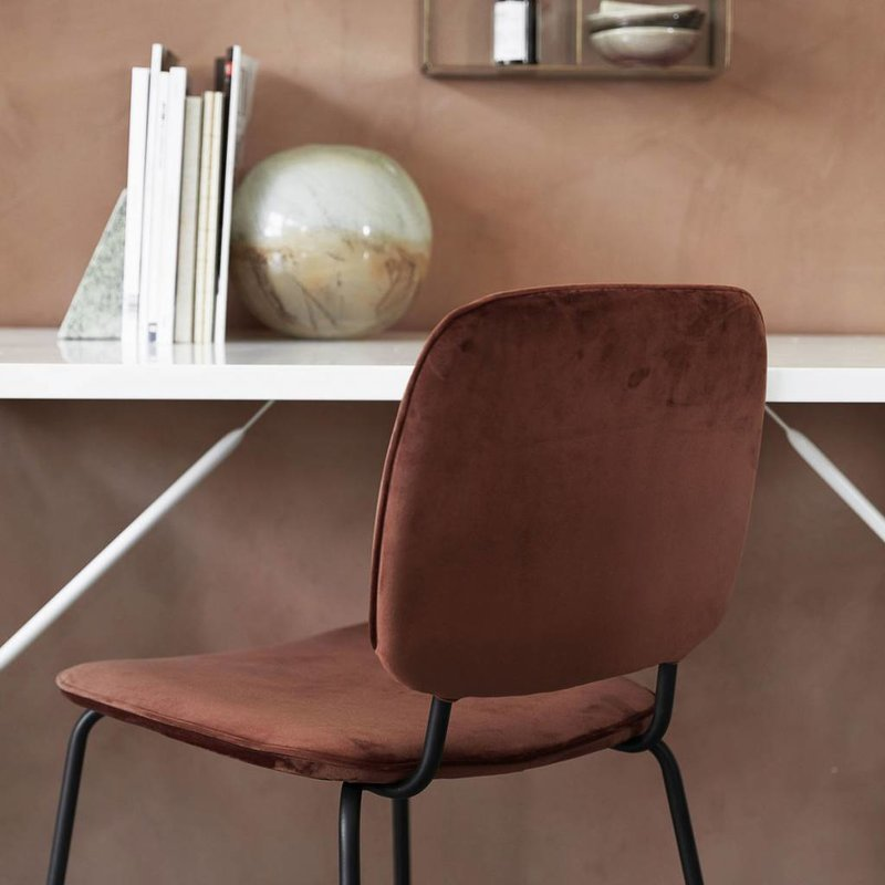 House Doctor-collectie Chair COMMA rust