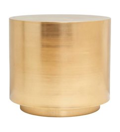 House Doctor Sidetable STEP brass