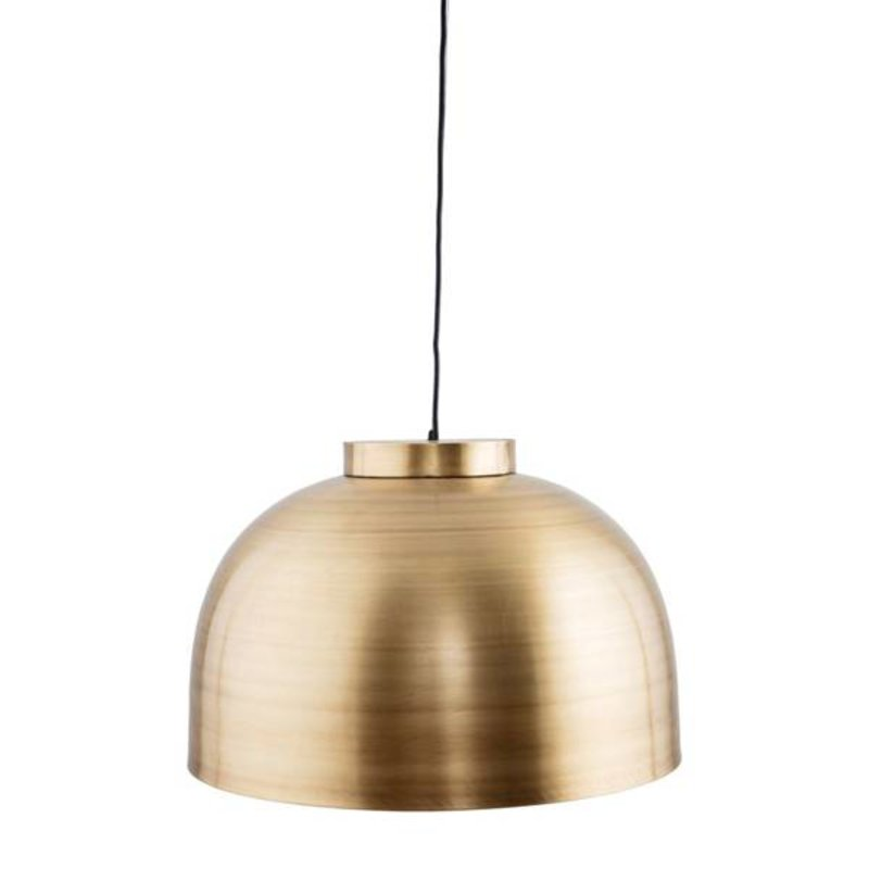 House Doctor-collectie Lamp BOWL brass (dia 50 cm)