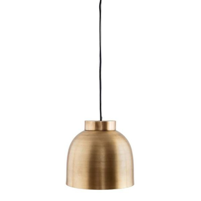 House Doctor-collectie Lamp BOWL brass (dia 22 cm)