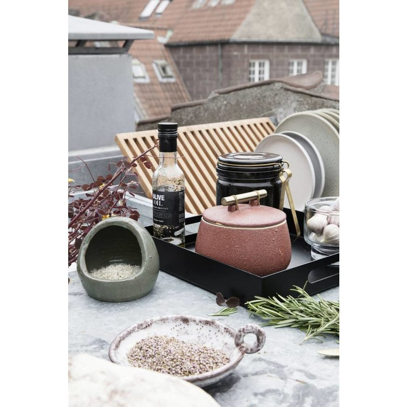 House Doctor-collectie Zoutvat ORGANIC