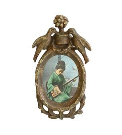 HK living  Picture frame baroque look