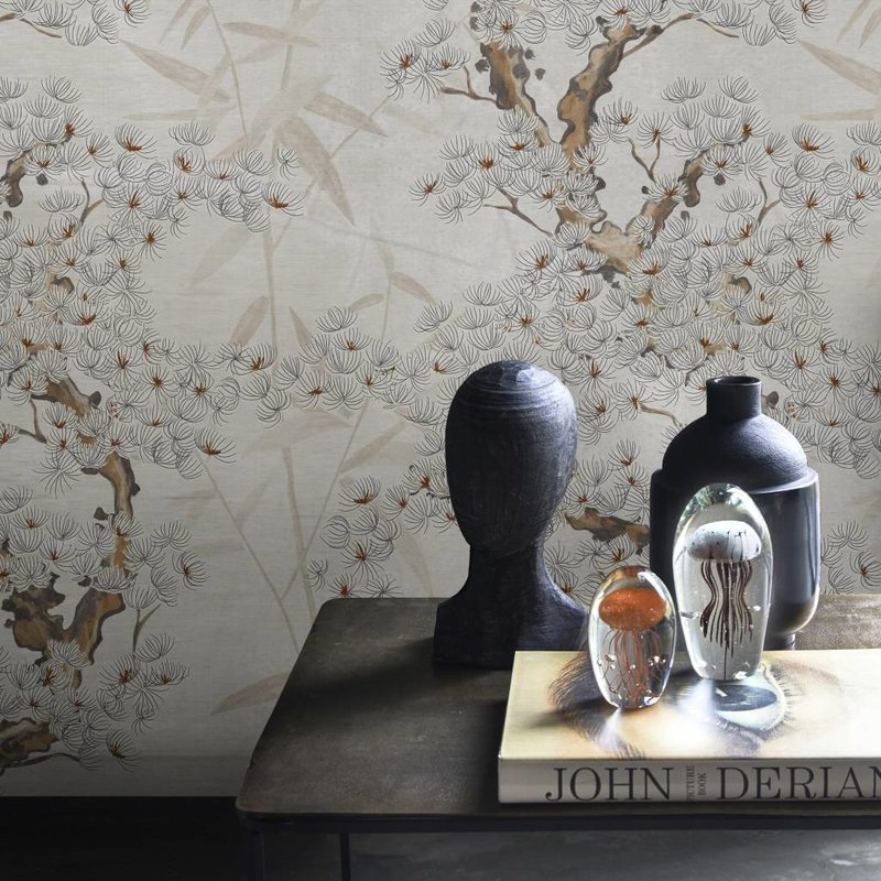 HKliving-collectie Houten ornament no-face