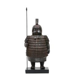 HK living-collectie Statue Chinese warrior