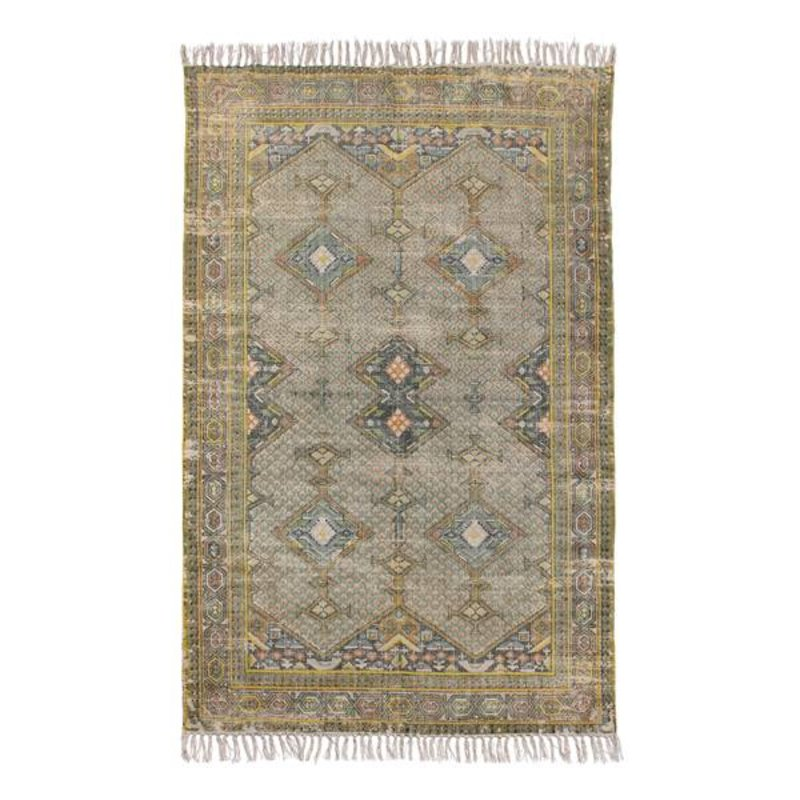 HK living-collectie Overdyed rug vintage