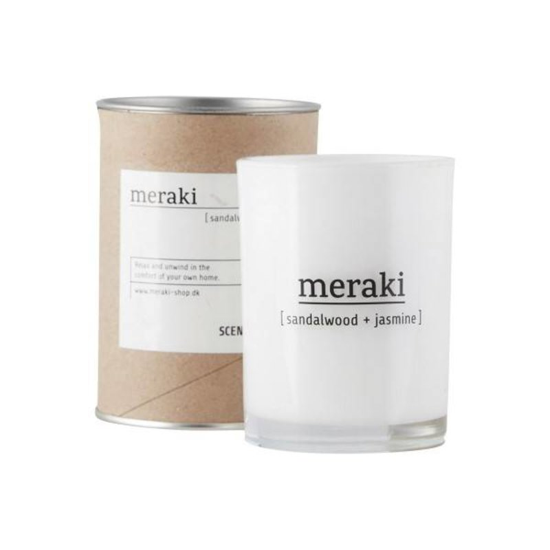 Meraki-collectie Scented Candle  Sandalwood & Jasmine
