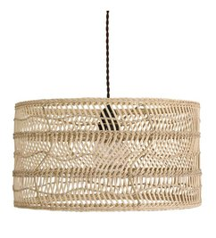 HK living-collectie Wicker lamp - natural
