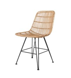 HK living-collectie Chair rattan - natural