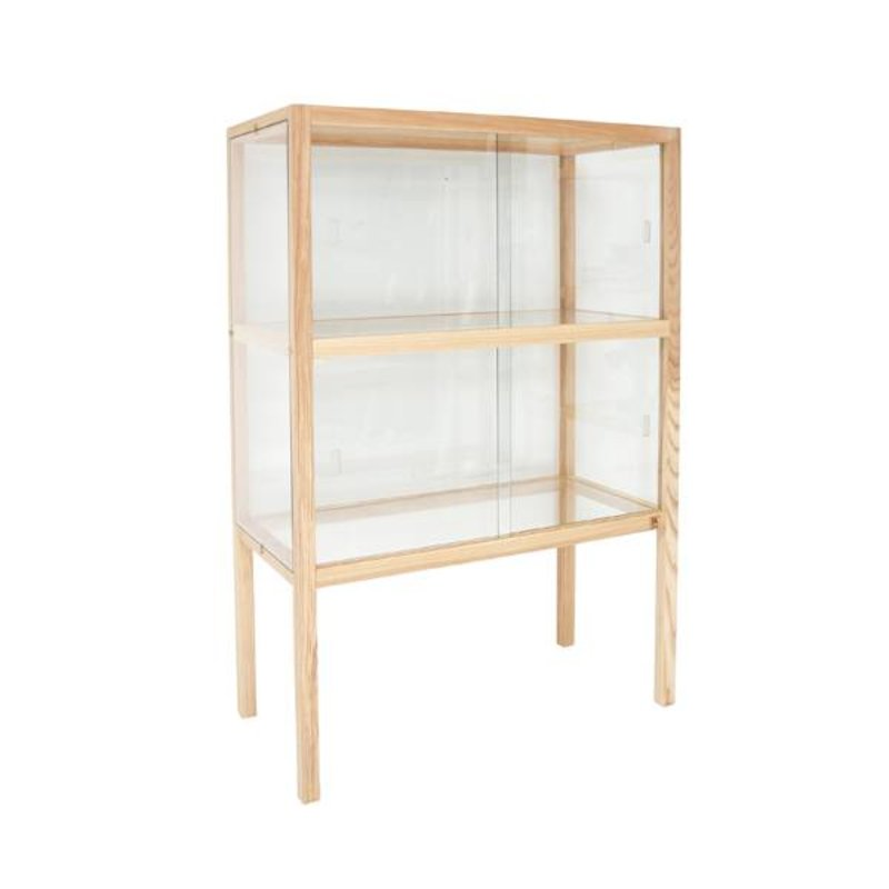HK living-collectie Cabinet 2-layered - oak wood
