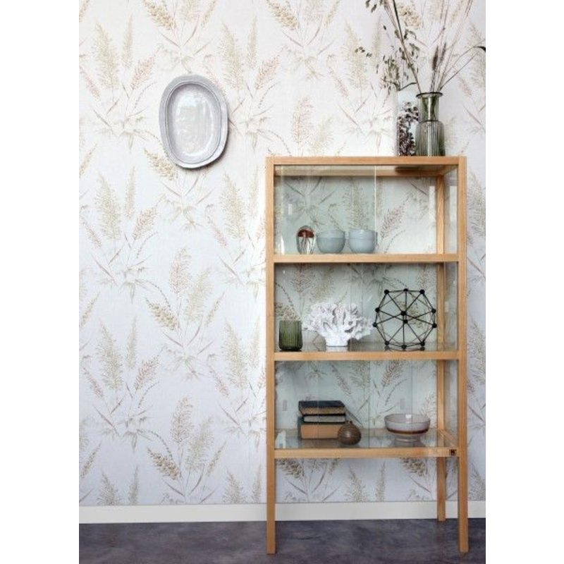 HKliving-collectie Cabinet 3-layered - oak wood
