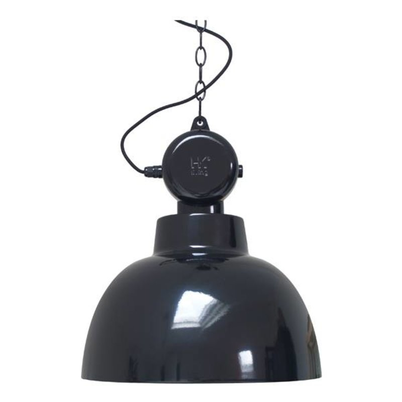 HKliving-collectie Lamp Factory - black