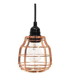 HK living-collectie Lamp Lab (switch) - copper