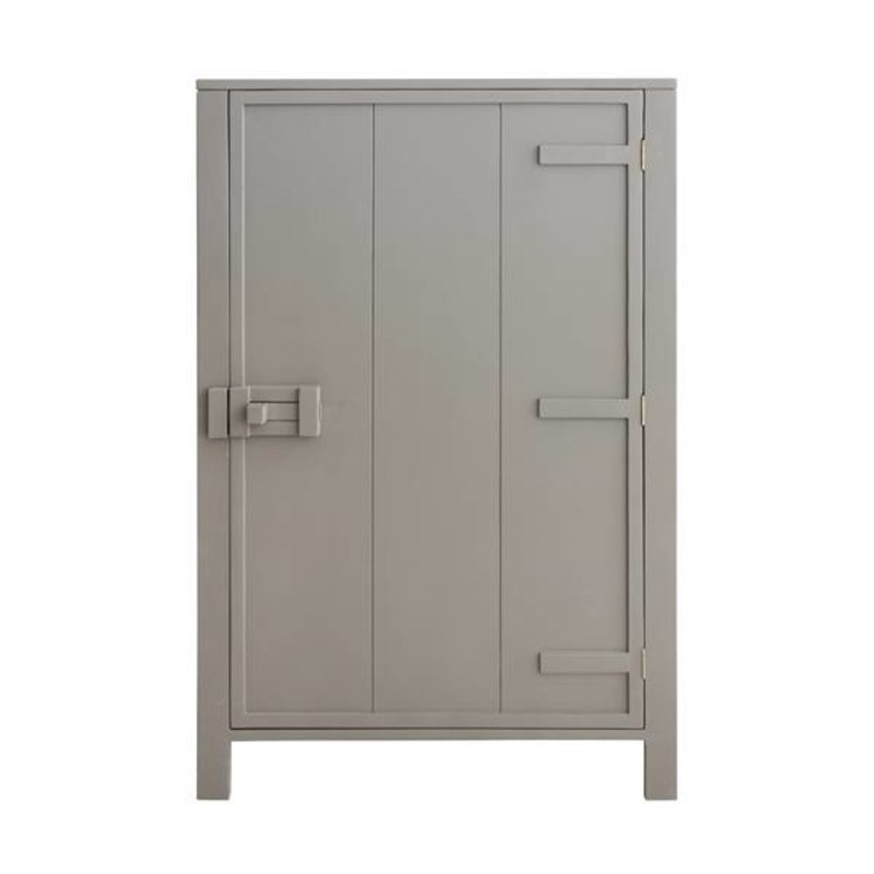 HK living-collectie Cabinet mango wood - taupe