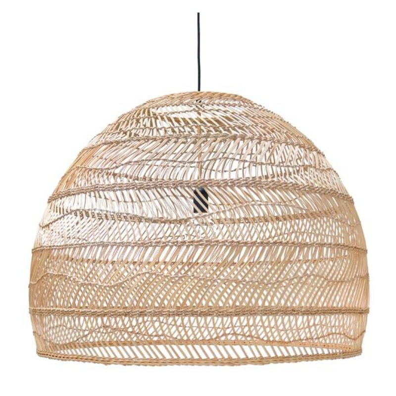 HKliving-collectie Lamp reed - natural (dia 80)
