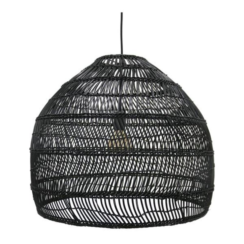 HKliving-collectie Lamp reed - black (dia 60)