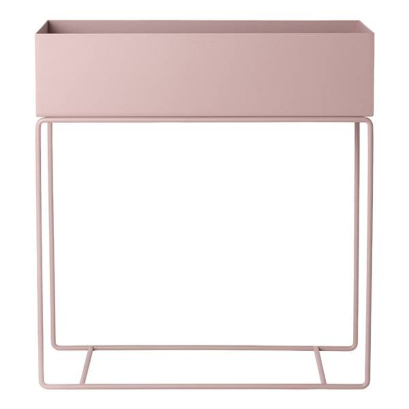 2b334ed9604f67 ferm LIVING-collectie Planten box - roze