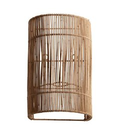 Tine K Home-collectie Wall lamp rattan