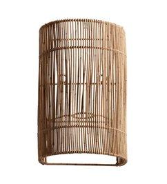 Tine K Home Wall lamp rattan