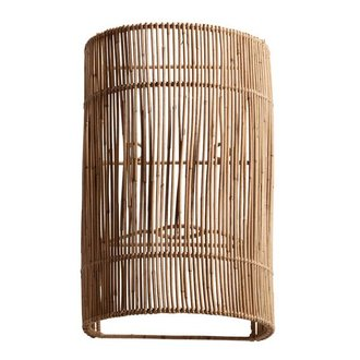Tine K Home Wall lamp rattan