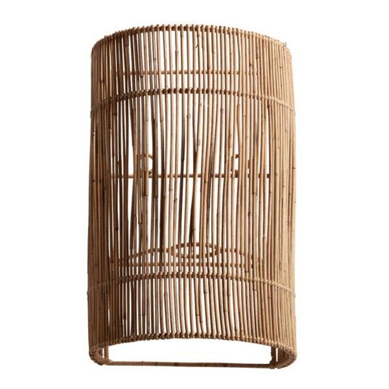 Tine K Home-collectie Wandlamp rotan