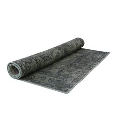 HK living  Rug overdyed - army green