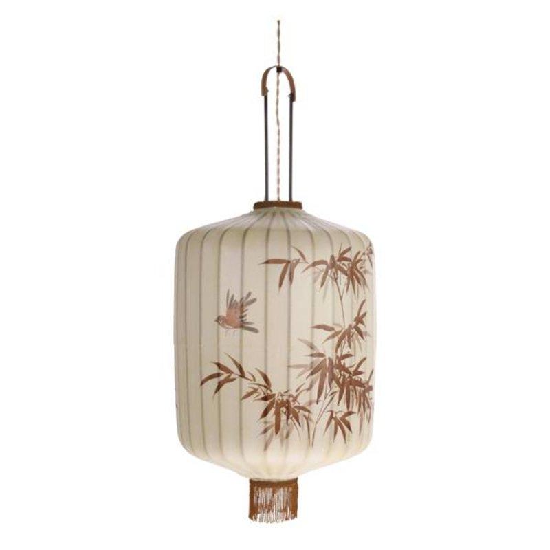 HK living-collectie Taiwanese lantaarn XL - crème