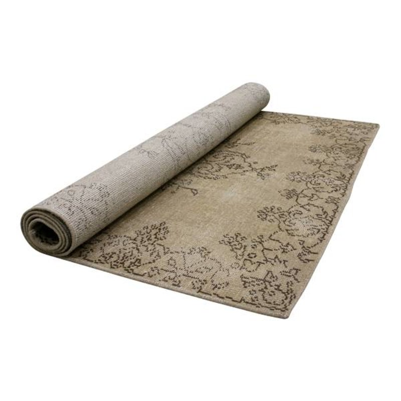 HK living-collectie Rug extra overdyed - sand