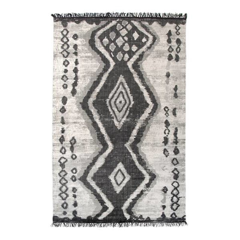 HK living-collectie Rug boucherouite print