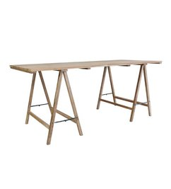 HK living  Underpin table teak