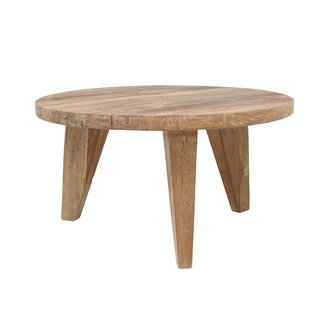 HKliving Coffee tabel teak (65x65)