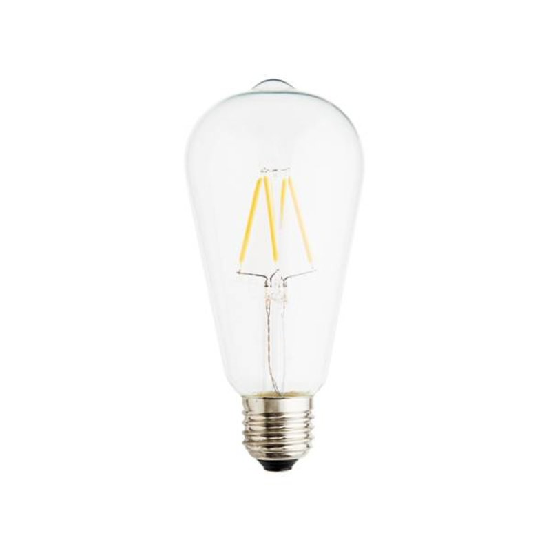 Madam Stoltz-collectie Madam Stoltz ovale LED-lamp 4W E27