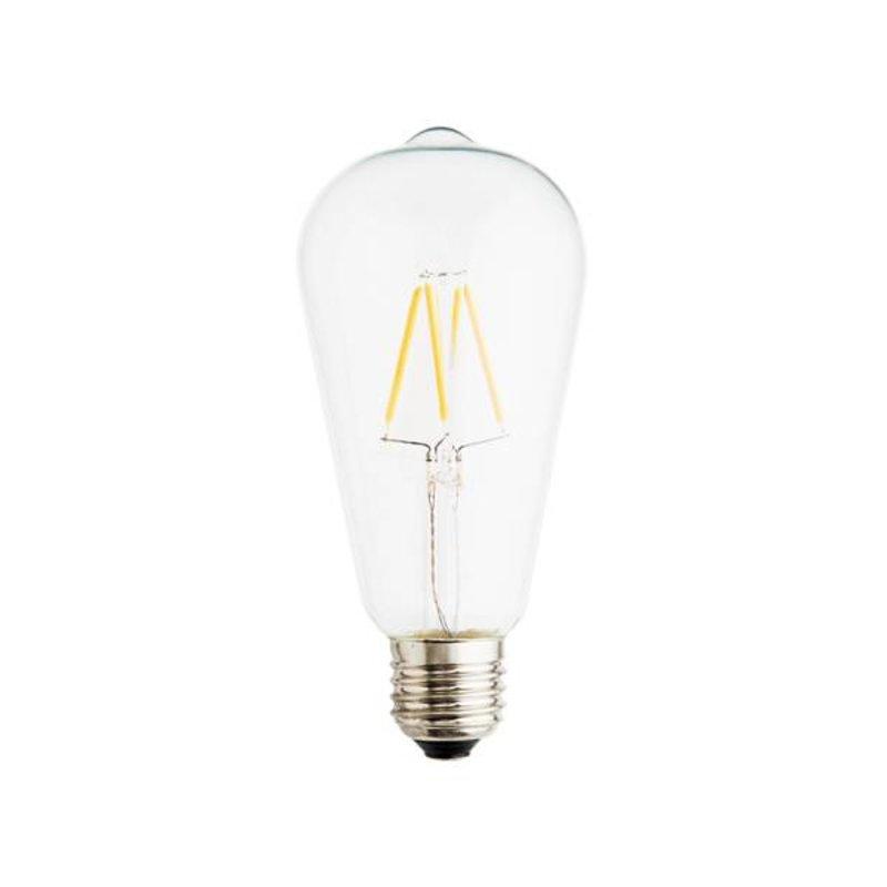 Madam Stoltz-collectie Ovale LED lamp 4W E27