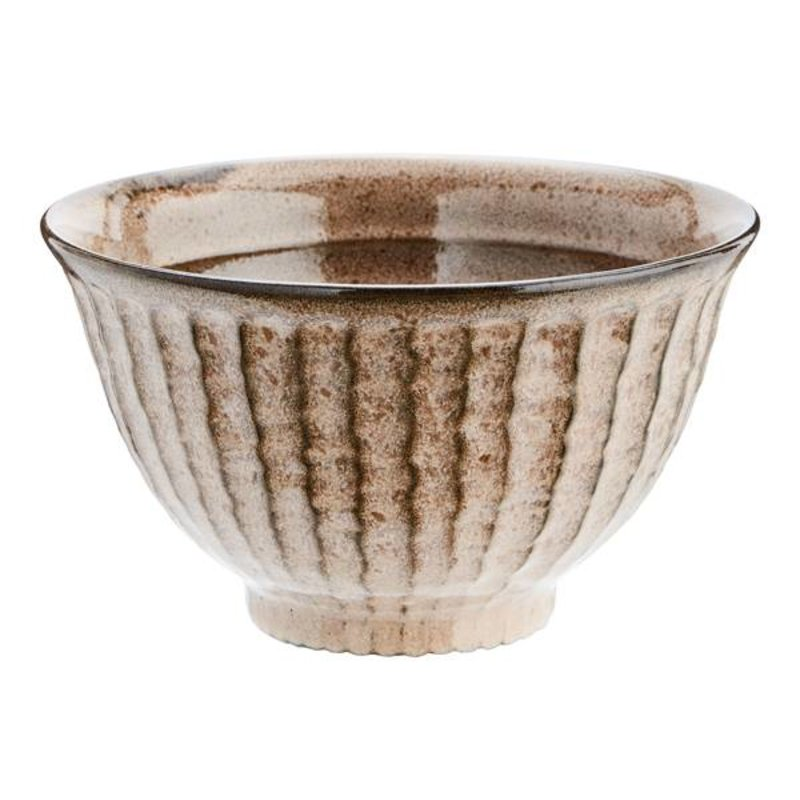 Madam Stoltz-collectie Stoneware bowl