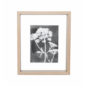 Urban Nature Culture Houten fotolijst floating  naturel incl. print medium