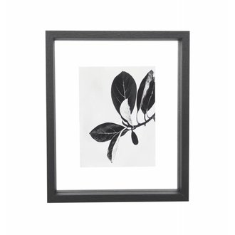 Urban Nature Culture photo frame floating medium black