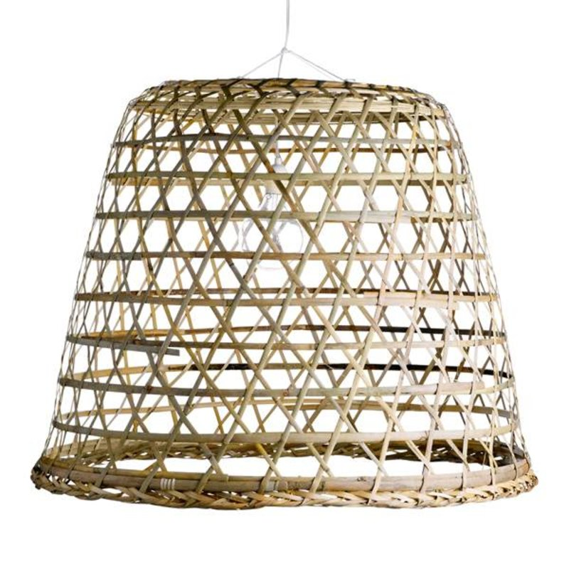 Tine K Home-collectie Bamboo lampshade