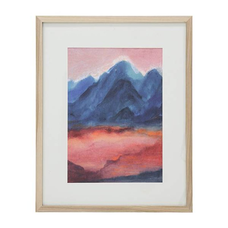 HKliving-collectie Tiny art frame Sunset
