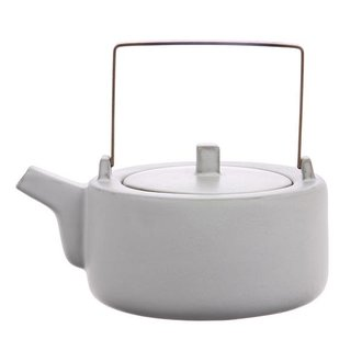 HK living kyoto ceramics: tea pot white